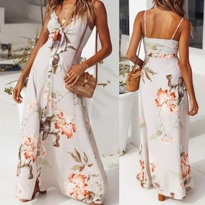 Hello Molly Sounds Of Summer Maxi Dress